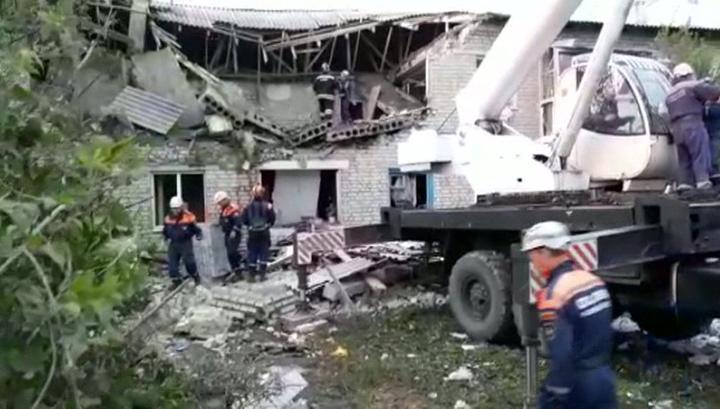Взрыв газа в жилом доме в Ростовской области: двое погибших