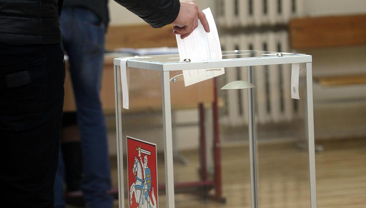 Президента Литвы изберут во втором туре