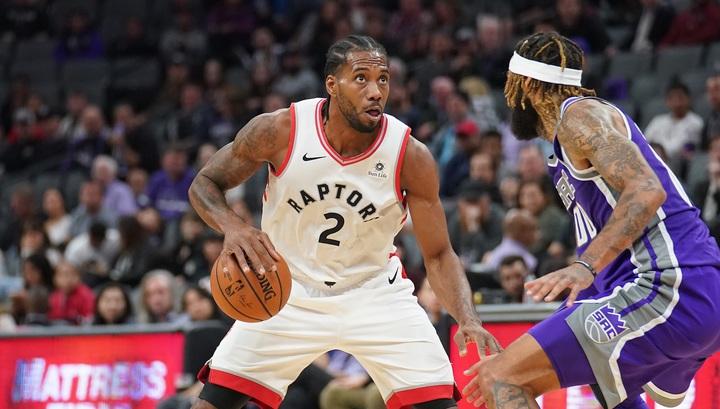 """Нападающий """"Торонто"""" Кавай Леонард – самый ценный игрок финальной серии НБА"""