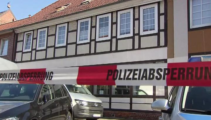 Средневековый хоррор в Германии: мужчина и четыре женщины застрелены из арбалета