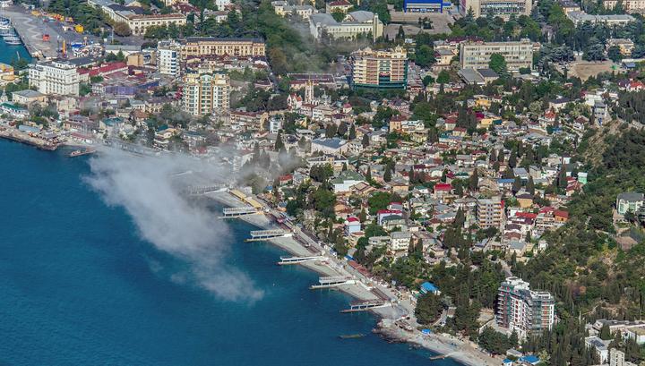 Турпоток в Крым вырос на 30% за год работы Крымского моста