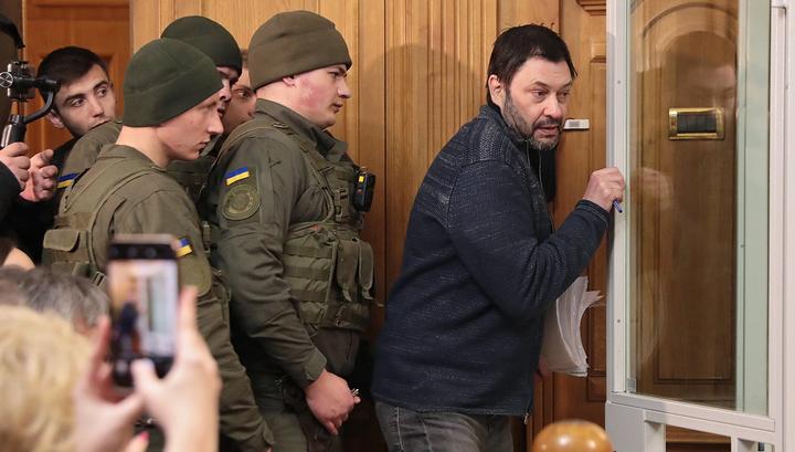 Украинский политик: Вышинского могут освободить после выборов в Раду