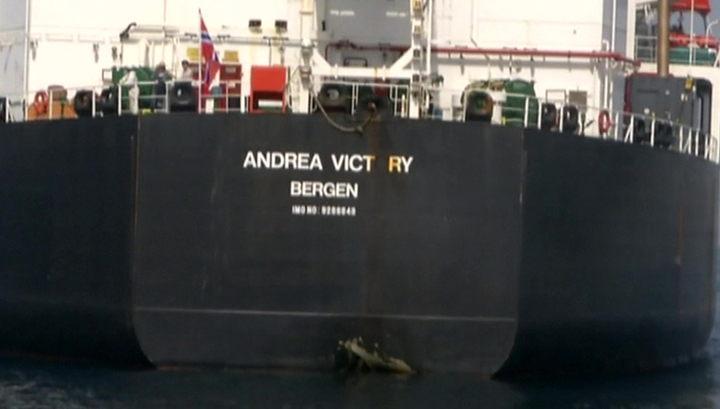 СМИ США обвинили Иран в атаке на танкеры у берегов ОАЭ