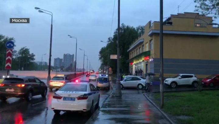 Вооруженные грабители напали на московский офис