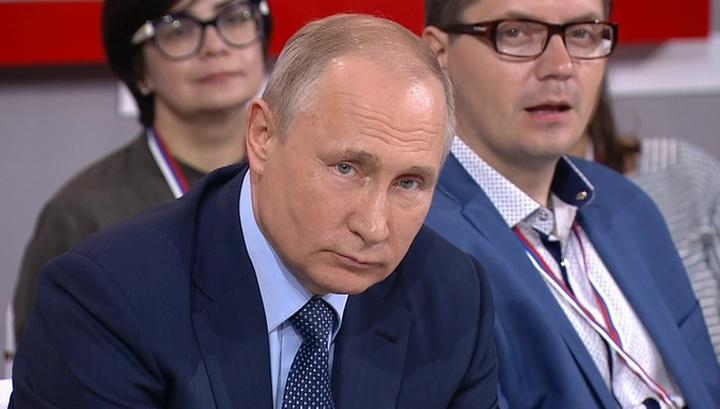 Путин предложил провести опрос екатеринбуржцев о строительстве храма