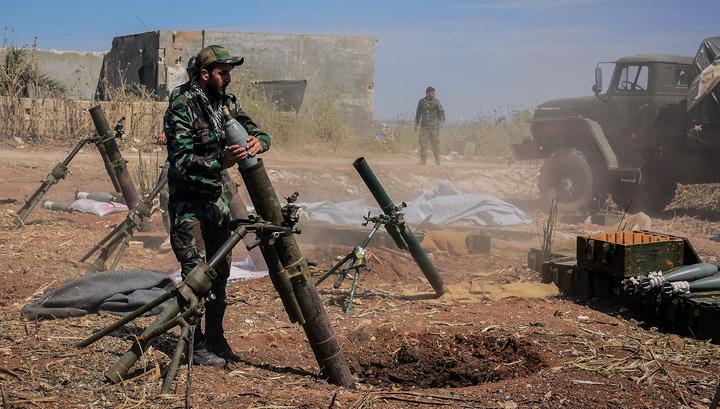Сирия отразила очередной ракетный удар Израиля