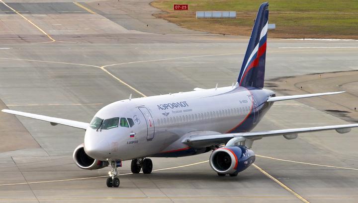 Самолет из Москвы долетел до Ижевска, исхлестанный забытым тросом