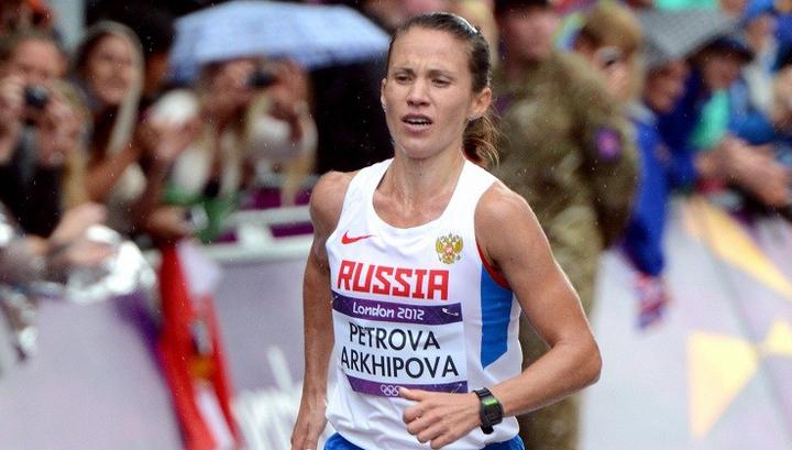 Олимпийский призер Архипова с рекордом победила в Московском полумарафоне