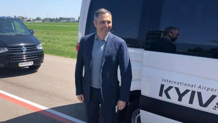 """""""Все только начинается"""": Портнов вернулся в Киев"""