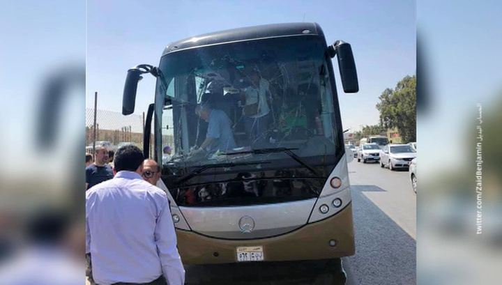 Взрыв у автобуса в Каире: все раненые – иностранцы