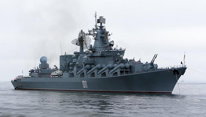 Тихоокеанский флот отмечает 288 лет со дня образования