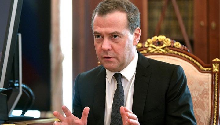 Медведев: лидерство России в космосе – вопрос национальной безопасности