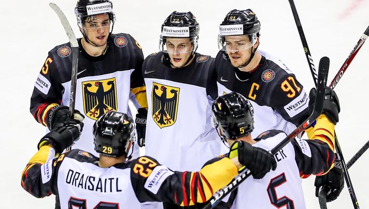 Сборная Германии нанесла поражение финнам