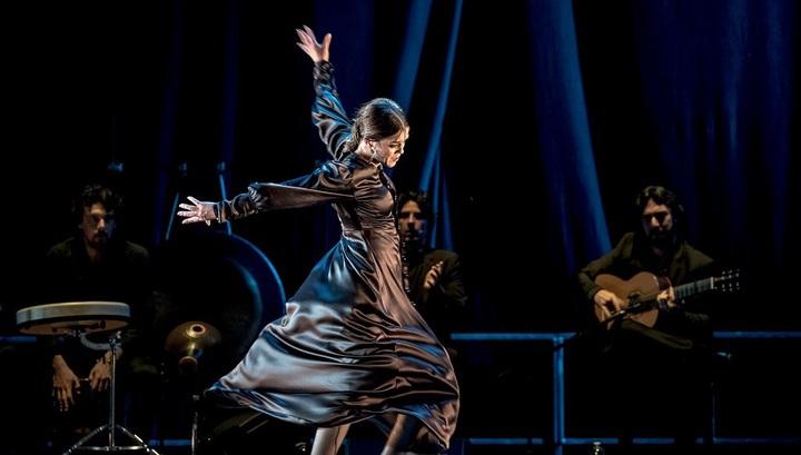 Королева фламенко Патриция Герреро выступит в Доме музыки