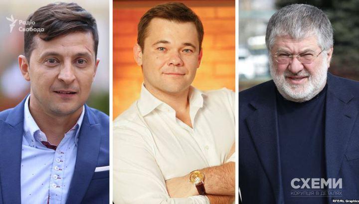 Администрацию Зеленского возглавил личный адвокат Коломойского