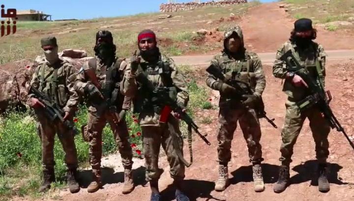 В сирийской Хаме беспилотник террористов атаковал электростанцию