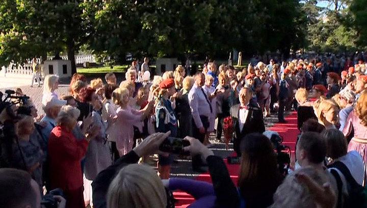 """XXVIII Международный кинофорум """"Золотой витязь"""" открылся в Севастополе"""