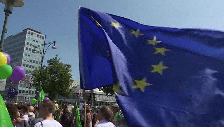 В странах ЕС сегодня стартуют выборы в Европейский парламент