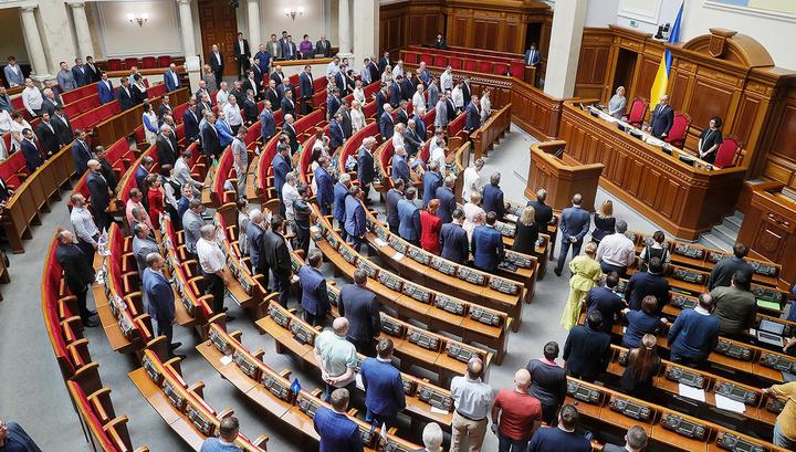 Выборы на Украине: расклад мест в Раде и проект коалиции