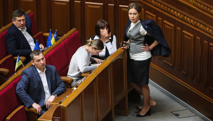 На Украине начинается новая избирательная кампания
