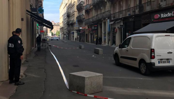Лионский террорист использовал ту же взрывчатку, что и боевики на Ближнем Востоке