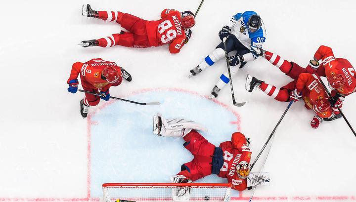 ЧМ по хоккею: золото - финнам, серебро - канадцам, бронза - россиянам