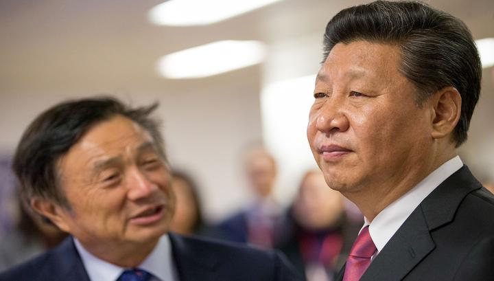 Huawei против ответных мер Китая в отношении Apple
