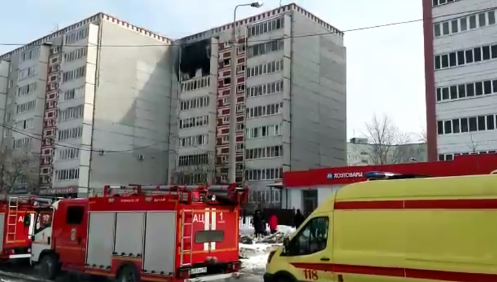 При пожаре в жилом доме в Татарстане пострадали взрослый и трое детей