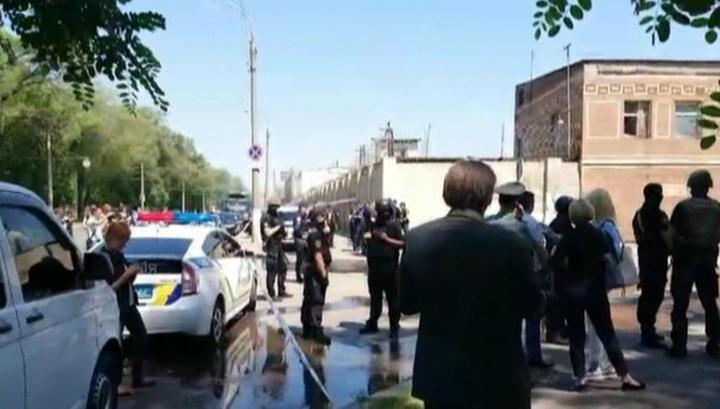 Одесса: пятерых зачинщиков бунта вывезли за пределы колонии