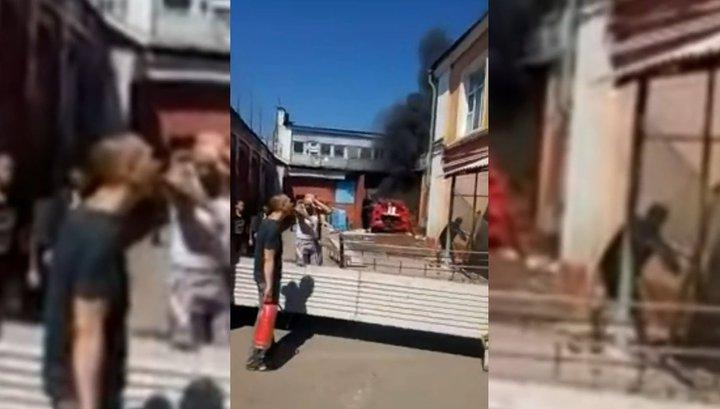 В Одессе взбунтовалась колония