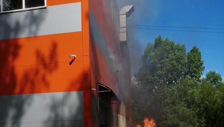 ВПодмосковье из-запожара избольницы эвакуировали более 30человек