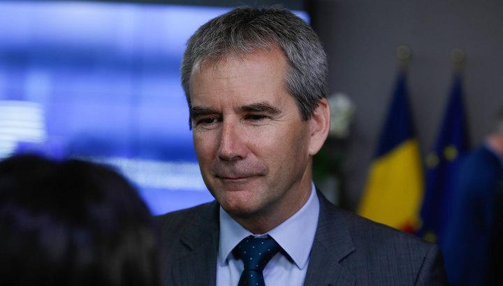 Австрийский президент назначил врио канцлера