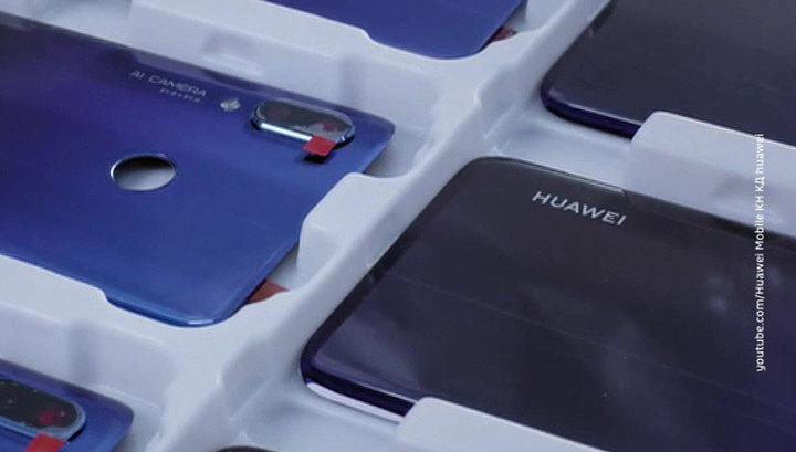 Huawei хочет заменить Android на российскую операционку