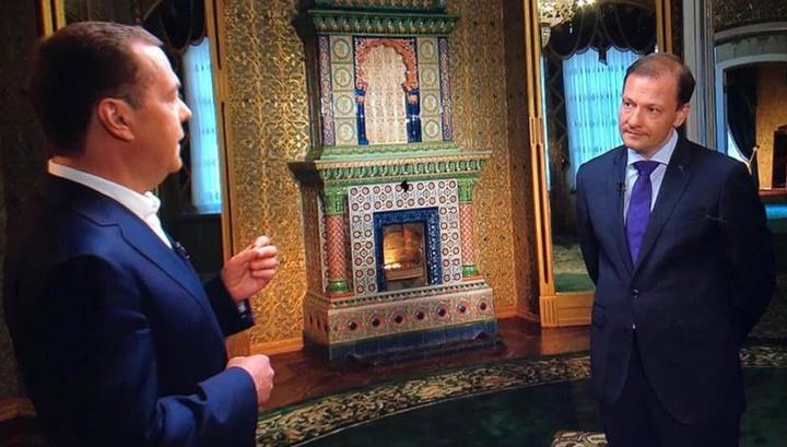 Медведев рассказал об отношениях с Центральной Азией и дал прогноз по Украине