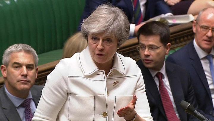 Тереза Мэй покидает пост лидера Консервативной партии Великобритании