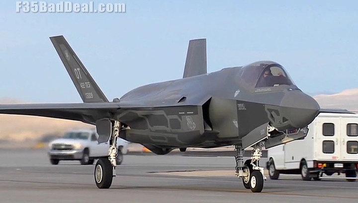 США исключают Турцию из программы производства F-35