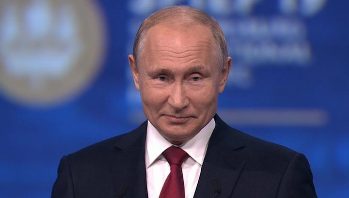 Путин оценил талант перевоплощения Зеленского