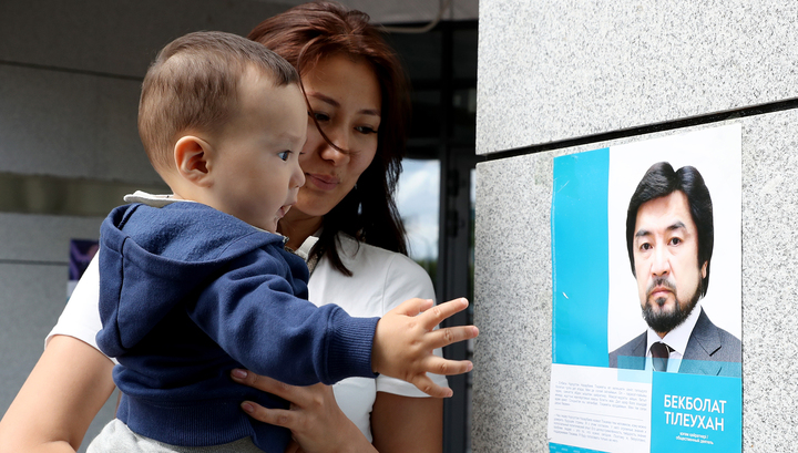 В Казахстане день тишины перед президентскими выборами