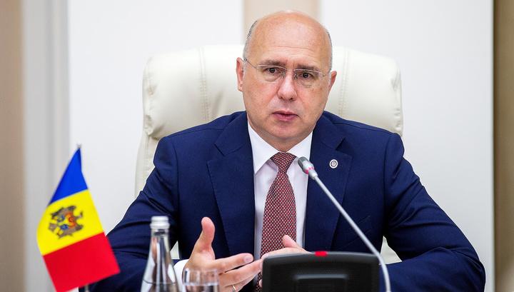 Президентские полномочия в Молдавии перешли к премьеру
