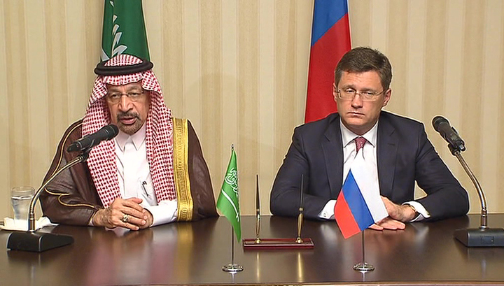 Россия и Саудовская Аравия обсуждают взаимодействие в энергетическом секторе