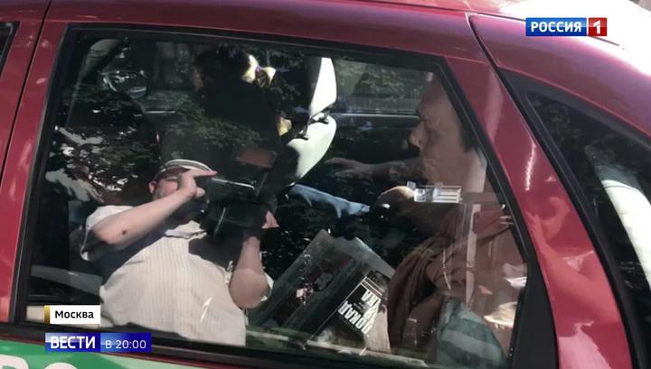 """Фальшивое дело о сбыте наркотиков: журналист Голунов вышел на свободу по """"недоказанности"""""""