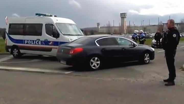 Захваченные во французской тюрьме заложники освобождены