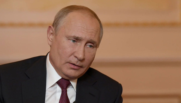 Путин: Россия продолжит поддерживать законно избранные власти Молдавии