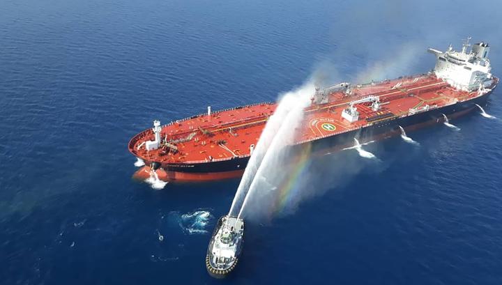 """Атака на танкеры: Тегеран опроверг """"доказательства"""" США"""