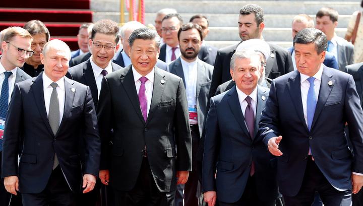 Лидеры ШОС выступили против дискриминации и вмешательства во внутренние дела стран