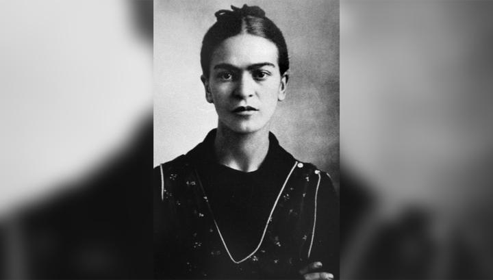 Предположительно, найдена запись голоса Фриды Кало