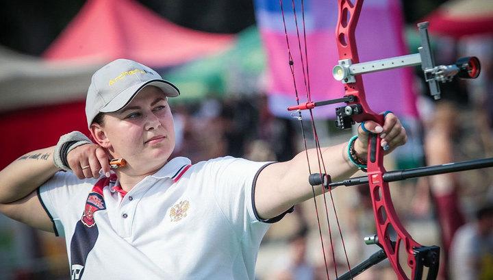 Лучница Наталья Авдеева стала чемпионкой мира