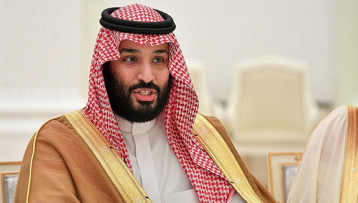 Наследный принц Саудовской Аравии: танкеры в Оманском заливе атаковал Иран