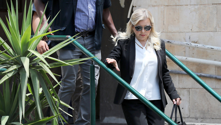 Ресторанный скандал: жена Нетаньяху заплатит 15 тысяч долларов