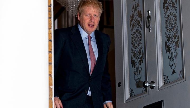 Борис Джонсон хочет договориться с лидерами ЕС по-новому